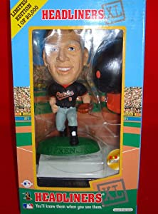 Cal Ripken Jr Headliners XL Bubble Head Doll MLB 1 of 20,000 by Corinthian
