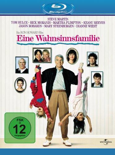 Eine Wahnsinnsfamilie [Blu-ray]