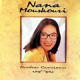 曲のイメージをカバー Historia De Un Amor によって Nana Mouskouri