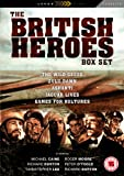 British Heroes Box Set [DVD]