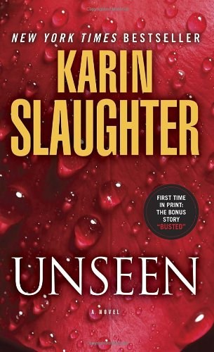 "Unseen (With Bonus Novella ""Busted""): A Novel (Will Trent) front-895084"