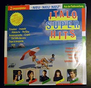 Italo Super Hits 1988 Vinyl By Various