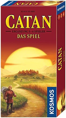 Kosmos 693428 - Catan - Das Spiel - Ergänzung für 5-6 Spieler