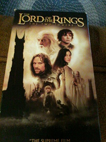 Lord of Rings: Fellowship of Ring [VHS] [Import]