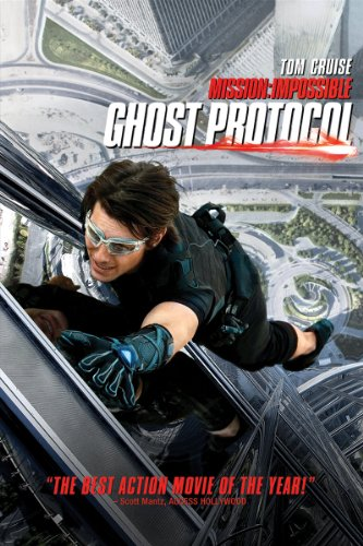 Instant Video Spotlight – Mission: Impossible Ghost Protocol