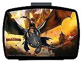 p:os 25947 - Brotdose Premium mit Einsatz DreamWorks Dragons