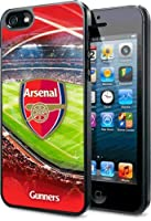 Official Football Team Arsenal Chelsea Liverpool FC Tottenham FC Barcelona Phone Case for iphone 4/4S 5/5S (Arsenal iPhone 5/5S)