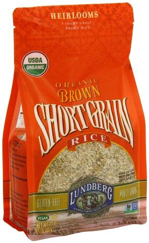 Cheap Price & Lundberg Organic Short Grain Brown Rice, 32