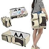 Diaper Bag By Rifrano Lyphard - Multi-function Organizer Large Capacity ?Waterproof ?Baby Diaper Bags