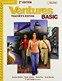 img - for Ventures Basic Teacher's Edition with Assessment Audio CD/CD-ROM book / textbook / text book