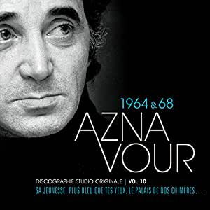 Vol.10 - 1964 & 1968 Discographie Studio Originale