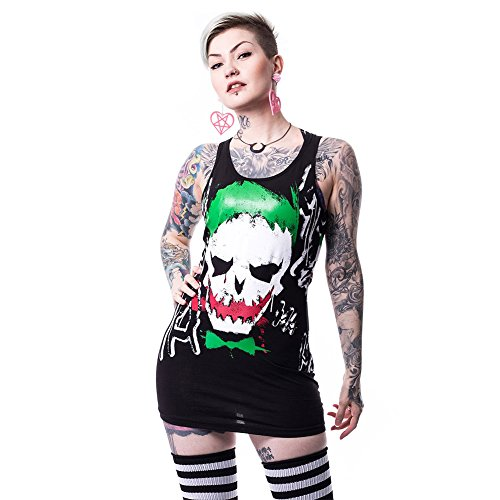 Top Skull Suicide Squad (Nero) - Medium