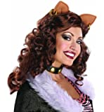 Rubie's Costume Monster High Adult Clawdeen Wolf Wig