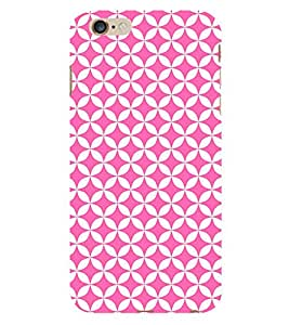 Triangle Art Pattern Cute Fashion 3D Hard Polycarbonate Designer Back Case Cover for Apple iPhone 6 Plus