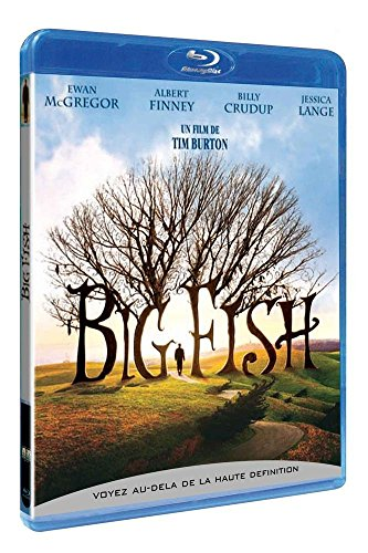 Big fish [Blu-ray] [FR Import]