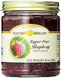 Nature's Hollow Raspberry PRESERVES 10 Ounces