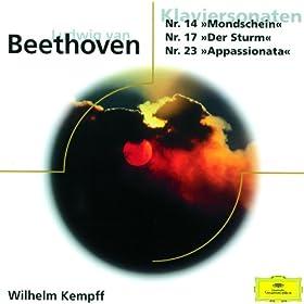 """Beethoven: Klaviersonaten No.14 """"Mondschein"""" & No.17 """"Der Sturm"""" & No.23 """"Appassionata"""" (Eloquence)"""