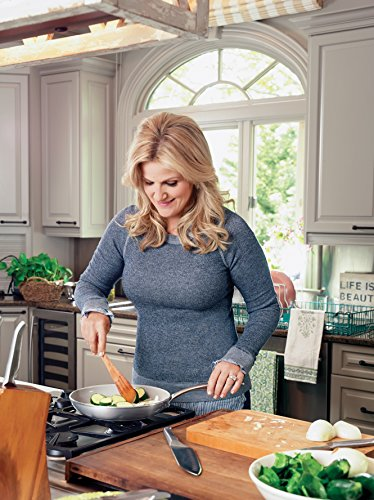 Trisha Yearwood Royal Precious Metals Tone Frypan Set, Silver