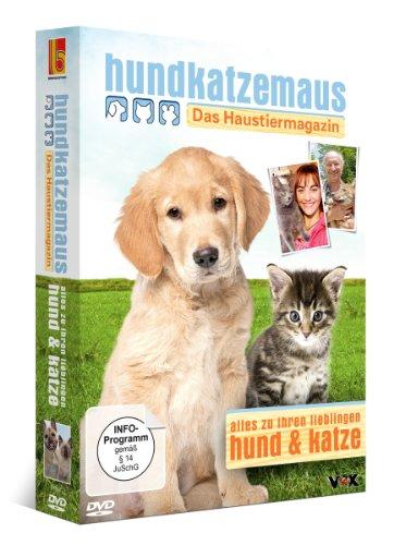 hundkatzemaus - Das Haustiermagazin: Alles zu Ihren Lieblingen Hund & Katze [2 DVDs] hier kaufen
