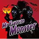 Lm.C - My Favorite Monster (CD+DVD) [Japan LTD CD] PACG-2