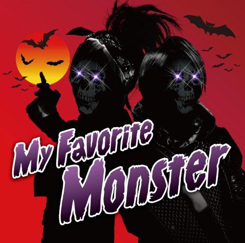 My Favorite Monster ※初回限定盤(CD+DVD)