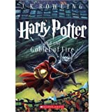 Image of { [ HARRY POTTER AND THE GOBLET OF FIRE (HARRY POTTER #04) ] } Rowling, J K ( AUTHOR ) Aug-27-2013 Paperback