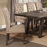 Alpine Furniture Newberry Parson Chairs - Set of 2