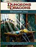 Adventure's Vault (D&D Supplement)(Wizards RPG Team)