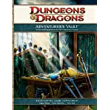 Adventurer's Vault: A Guide to Weapons, Equipment, and Treasure for Your Character (D&d Supplement) (Dungeons & Dragons)by Wizards RPG Team