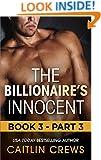 The Billionaire's Innocent - Part 3 (The Forbidden Series : The Billionaire's Innocent)