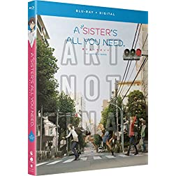 A Sister's All You Need - The Complete Series [Blu-ray]