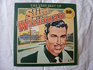 Slim Whitman Slim Whitman The Very Best Of Uk Lp 1970s