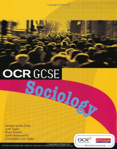 head to the Education building for an introduction on Sociology ...