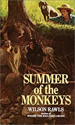 By Wilson Rawls: Summer of the Monkeys (Bantam Starfire Books)
