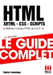 GUIDE COMPLET�HTML