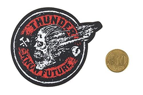 Thunder Screaming Skull toppa