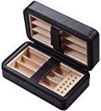 "Visol Products VHUD604 ""Eden"" Cigar Travel Humidor, Holds 6 Cigars"