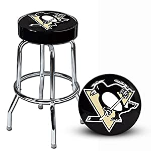 Pittsburgh Penguins Bar Stool Kitchen Home