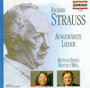 Strauss R.: Lieder (Shirai H