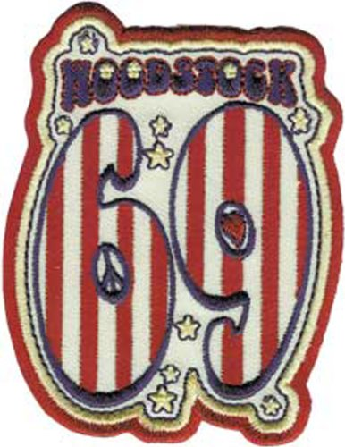 Application Woodstock 69 Patch