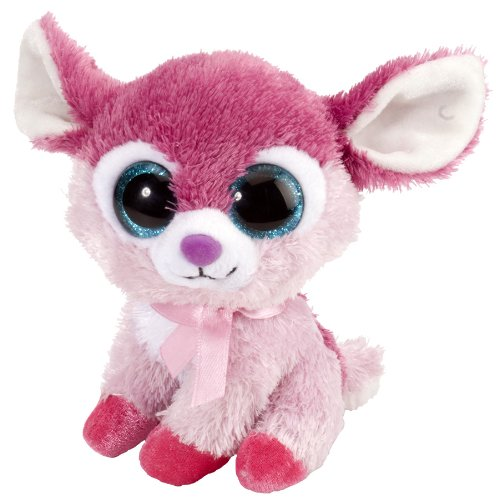 Wild Republic L'Il Sweet & Sassy Fawn Cranberry Plush