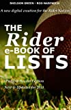 img - for The Rider e-Book of Lists: iPad & e-Reader Edition book / textbook / text book