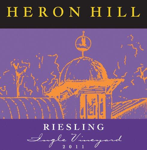 2011 Heron Hill Ingle Vineyard Riesling 750 Ml
