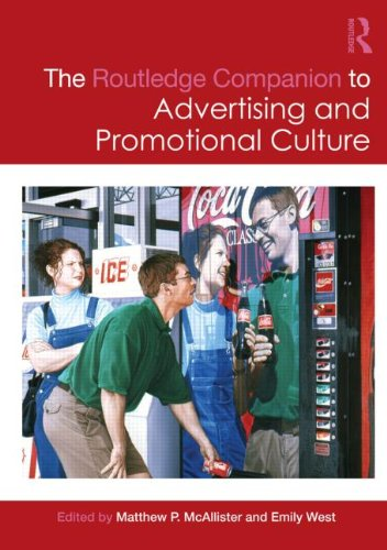 The Routledge Companion To Advertising And Promotional Culture (Routledge Companions) front-791265