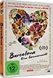 DVD Cover 'Barcelona - Eine Sommernacht