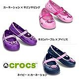 【クロックスジャパン正規品】 クロックス(crocs) キーリー ぺタル チャーム フラット PS