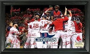 Boston Red Sox 2013 World Series Champions Celebration Signature Field by Highland Mint