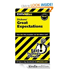 CliffsNotes on Dickens' Great Expectations (Cliffsnotes Literature Guides)
