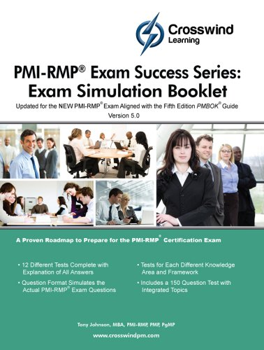 Pmi-Rmp Exam Success Series: Exam Simulation Booklet back-979015