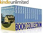 Homesteading Book Collection: Tutoria...